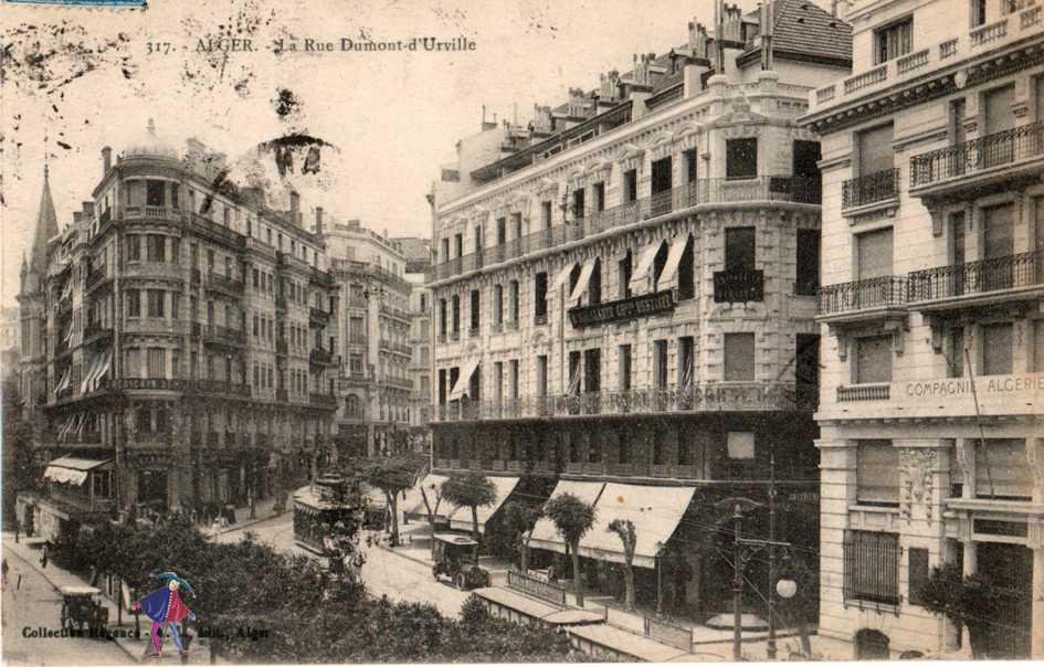 Rue Dans La Ville